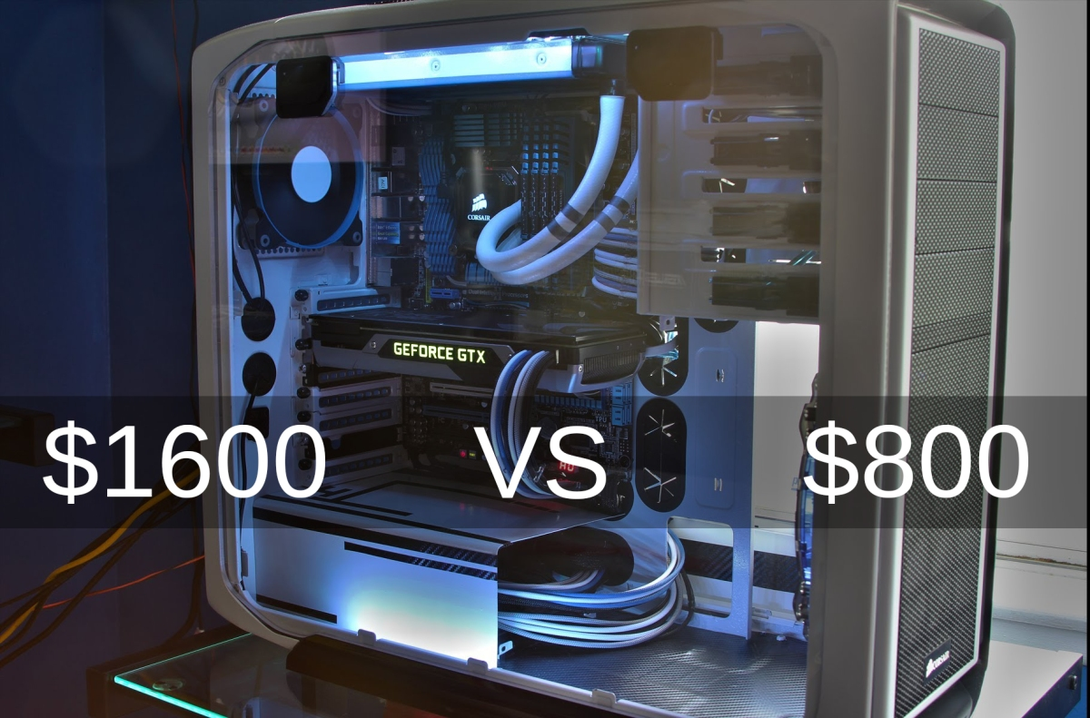 Best $400 gaming pc build 2017! Build an epic gaming pc under $400.